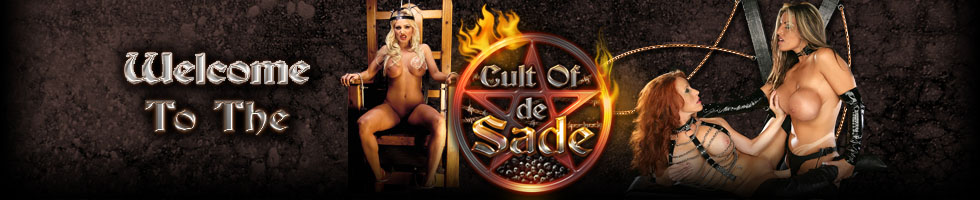 S&M | s&m | S & M | What Does S&M Mean? | Cult Of deSade